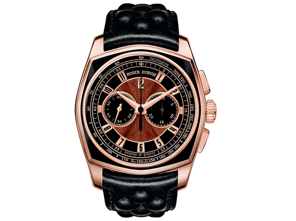 Buy Roger Dubuis La Monegasque Chronograph with micro-rotor with Bitcoins on Bitdials