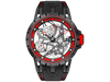 Buy Roger Dubuis Excalibur Spider Pirelli- Automatic Skeleton with Bitcoins on Bitdials