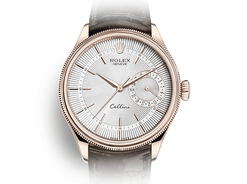 Buy original Rolex Cellini Date m 50515-0008 with Bitcoins!