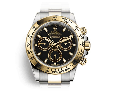Buy original Rolex COSMOGRAPH DAYTONA m 116503-0004 with Bitcoins!