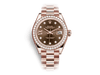 Buy original Rolex Lady-Datejust 28 m 279135rbr-0001 with Bitcoins!