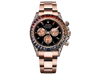 Buy original Rolex DAYTONA RAINBOW m 116595RBOW bkgcs with Bitcoins!