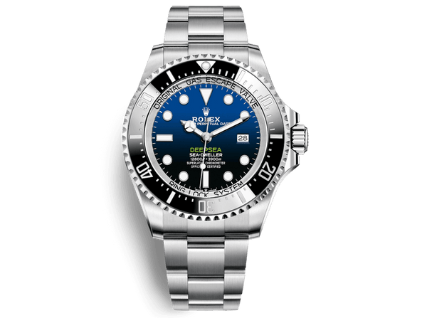 Buy original Rolex DEEPSEA m126660-0002 with Bitcoins!