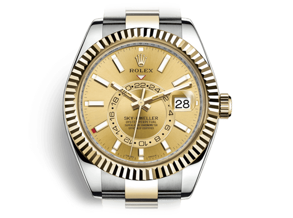 Buy Rolex Sky-Dweller 2017 with Bitcoin on bitdials