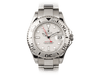 Buy original Rolex YACHT-MASTER 37 m 116622 white with Bitcoins!