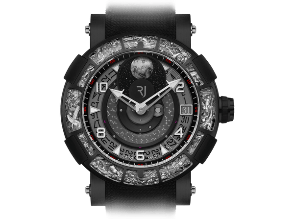 Buy original Romain Jerome ARRAW 6919 CERAMIC 1S45L.CZCR.8023.PR.ASN19 with Bitcoin!