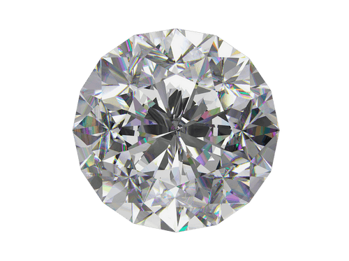 Buy original certified GIA diamond 1.76 ct. with Bitcoins!