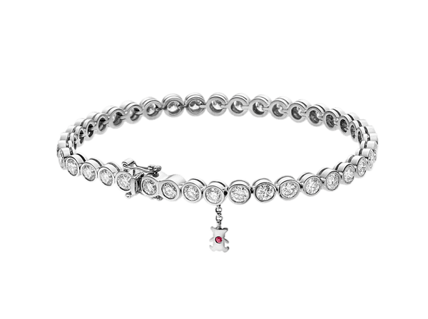Buy original Jewelry Stoess Bearheart BRACELET 9900000000025 with Bitcoins!