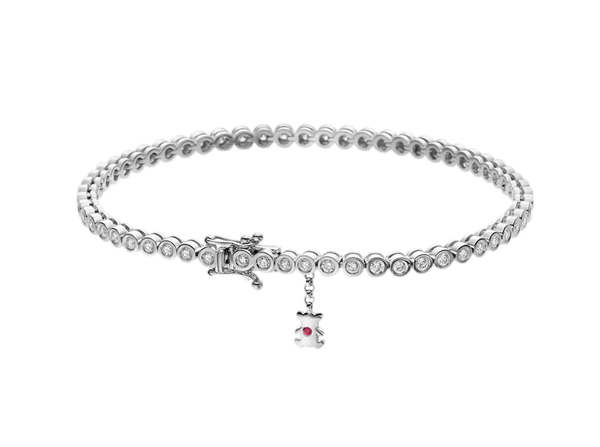 Buy original Jewelry Stoess Bearheart BRACELET 900000000029 with Bitcoins!