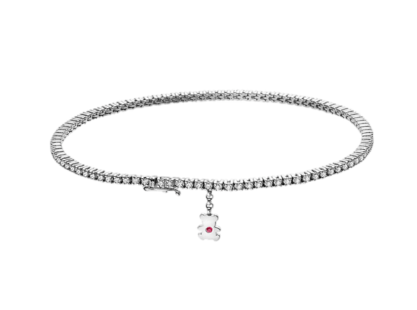 Buy original Jewelry Stoess Bearheart BRACELET 910034010010 with Bitcoins!