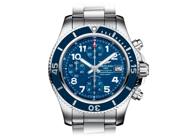 Buy original Breitling SUPEROCEAN CHRONOGRAPH 42 with Bitcoins!