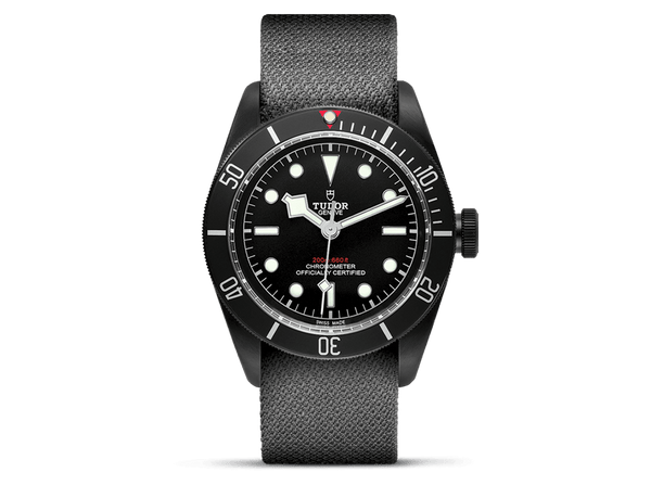 Buy original Tudor BLACK BAY DARK M79230DK-0006 with Bitcoins!
