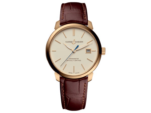 Buy Ulysse Nardin Classico with Bitcoin on bitdials