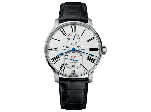 Buy original Ulysse Nardin MARINE TORPILLEUR 1183-310/40 with Bitcoins!