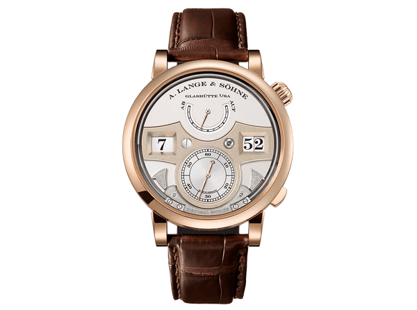 Buy original A.Lange & Sohne Zeitwerk 143.050 with Bitcoins!