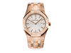 Buy original Audemars Piguet ROYAL OAK FROSTED GOLD with Bitcoins!