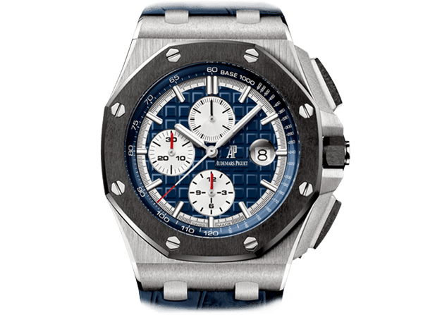 67a7af86a85 Buy original Audemars Piguet ROYAL OAK OFFSHORE CHRONOGRAPH with Bitcoins!