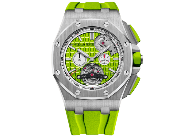 Buy AP ROYAL OAK OFFSHORE TOURBILLON with Bitcoin on bitdials