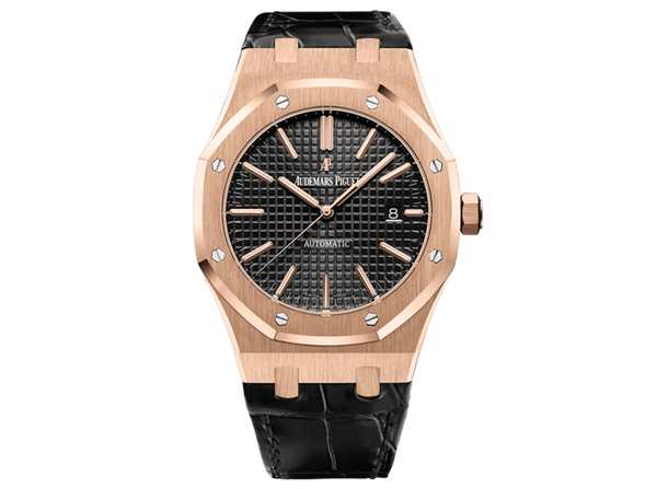 Buy original Audemars Piguet ROYAL OAK SELFWINDING with Bitcoins!