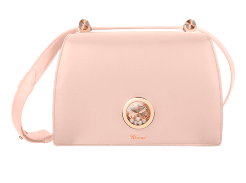 Buy original Chopard HAPPY SHOULDER BAG 95000-0800 with Bitcoin!