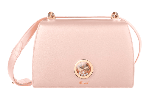 Buy original Chopard HAPPY SHOULDER BAG 95000-0803 with Bitcoin!