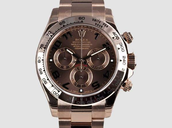 Buy original Rolex Cosmograph Daytona m 116505-0011 with Bitcoin!