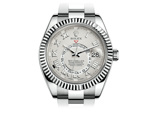 Original Rolex Sky-Dweller 326939 for Bitcoins