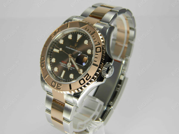 Original Rolex Yacht-Master 40 116621 for Bitcoins