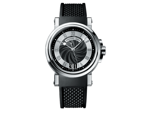 Buy original Breguet Marine 5817ST with Bitcoins!
