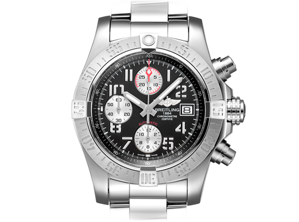 Buy original Breitling Avenger II A1338111/BC33 with Bitcoins!
