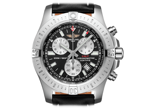 Buy original Breitling COLT CHRONOGRAPH A7338811/BD43/435X/A20BA.1 with Bitcoins!