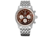 Buy original Breitling NAVITIMER 1 B03 CHRONOGRAPH RATTRAPANTE 45 AB031021/Q615/453A with Bitcoins!