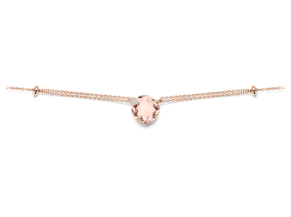 Buy original Bucherer NECKLACE PEEKABOO 1299-741-8 with Bitcoins!