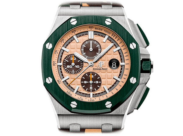 Buy original Audemars Piguet  ROYAL OAK OFFSHORE SELFWINDING CHRONOGRAPH with Bitcoins!