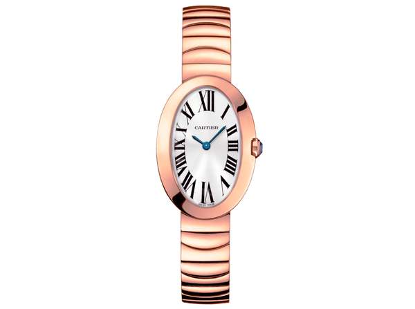 Buy original Cartier BAIGNOIRE WATCH SMALL MODEL W8000005 with Bitcoins!