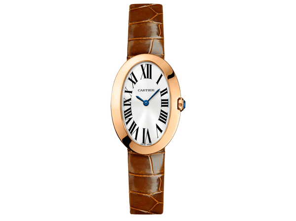 Buy original Cartier BAIGNOIRE WATCH W8000007 with Bitcoins!