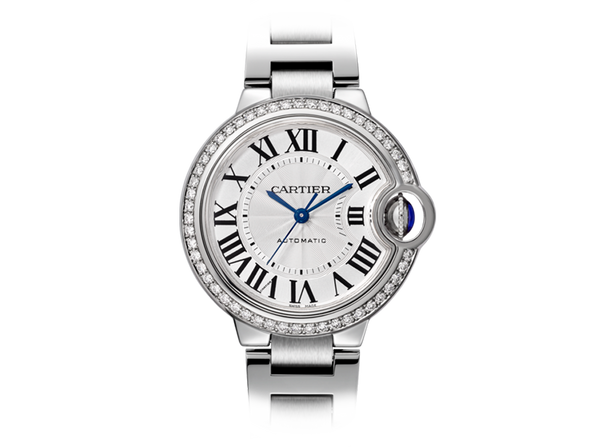 Buy original Cartier BALLON BLEU DE CARTIER W4BB0016 with Bitcoins!