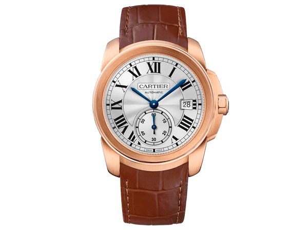 Buy Original Cartier Calibre de Cartier WGCA0003 for Bitcoins