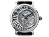 Buy original Cartier Rotonde de Cartier Tourbillon with Bitcoin!