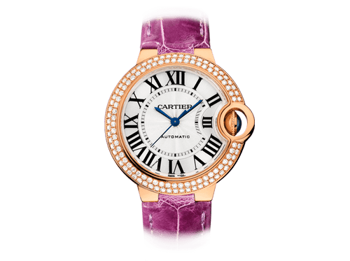 Buy Original Cartier Ballon Bleu de Cartier WE902066 for Bitcoins