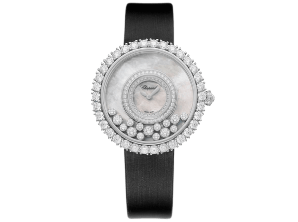 Buy original Chopard Happy Diamonds Limited Edition 204445-1001 with Bitcoins!
