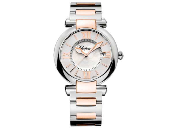 Buy original Chopard IMPERIAL 36 MM 388532-6002 with Bitcoins!