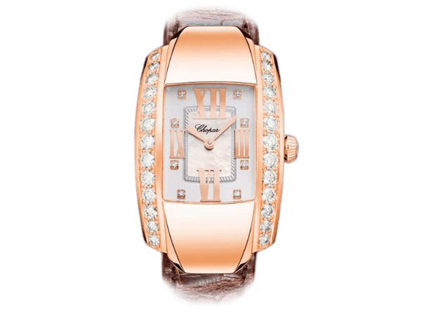 Buy original Chopard La Strada 419402-5004 with Bitcoins!