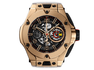 Buy original Hublot BIG BANG 402.MX.0138.WR with Bitcoins!