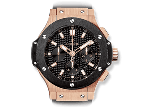 Buy original Hublot Big Bang Gold Ceramic 301.PM.1780.RX with Bitcoins!