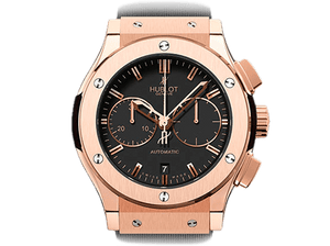 Buy original Hublot Classic Fusion  521.OX.1180.RX with Bitcoins!