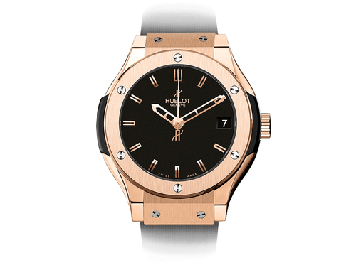 Buy original Hublot Classic Fusion 581.OX.1180.RX with Bitcoins!