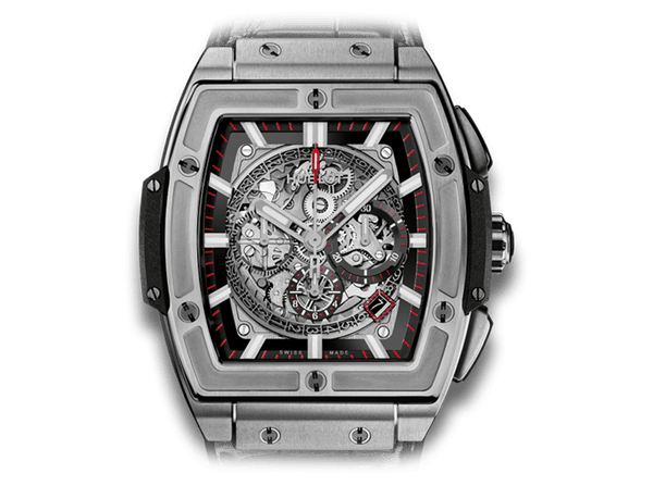 Buy original Hublot Big Bang Pave 44 for Bitcoins