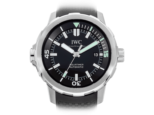 Buy original IWC AQUATIMER AUTOMATIC IW329001 Bitcoins!