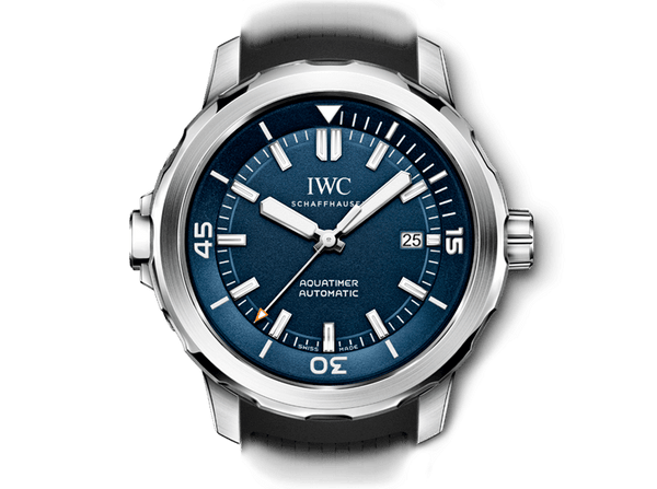 Buy original IWC AQUATIMER AUTOMATIC IW329005 Bitcoins!